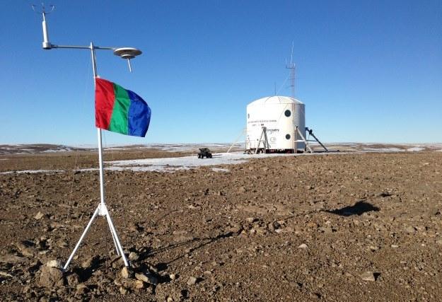 Mars Arctic 365 - ochotnicy do misji już poszukiwani /materiały prasowe