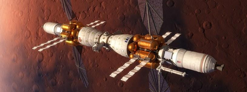 Mars Base Camp /materiały prasowe