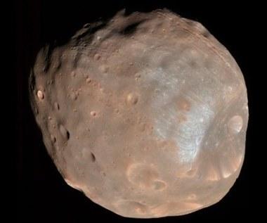Mars będzie miał pierścień