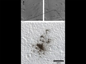 Mars bombardowany nawet 200 razy do roku