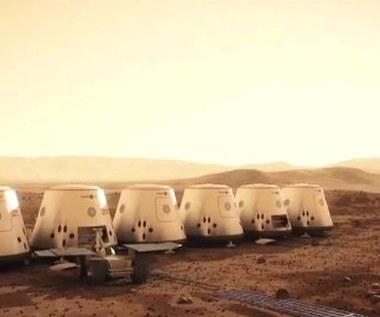 Mars One - Big Brtoher w marsjańskim wydaniu