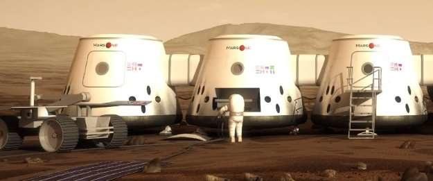 Mars One wybrał 100 osób - 4 z nich polecną na Marsa. Taki jest przynajmniej plan /materiały prasowe