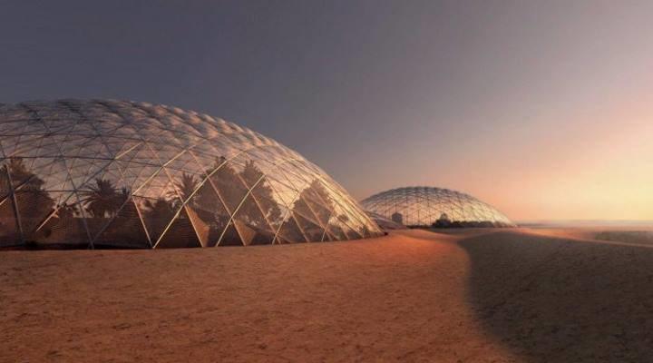 Mars Scientific City /materiały prasowe