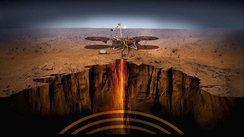 Mars trzęsie się, a naukowcy nie mają pojęcia, co się dzieje. Oto dźwięk wstrząsów /Geekweek
