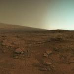 Mars wchłonął wodę jak gąbka
