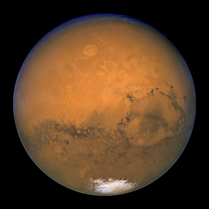 Mars, zdj. ilustracyjne /AFP