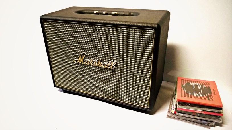 Marshall Woburn - lepszego głośnika po prostu nie ma /INTERIA.PL