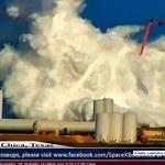 Marsjańska rakieta SpaceX eksplodowała podczas testów