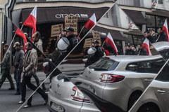 """Marsz """"Socjalna Polska"""". Socjaliści na ulicach Warszawy"""