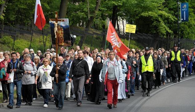 Marsz dla Życia i Rodziny w Warszawie/fot. Andrzej Hrechorowicz /PAP
