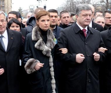 Marsz Godności przeszedł ulicami Kijowa