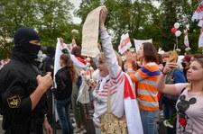 Marsz Kobiet w Mińsku. Gwiazdą protestu 73-letnia emerytka