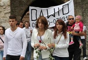 Marsz milczenia dla zamordowanego studenta