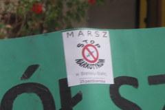 Marsz milczenia przeciw narkotykom przeszedł przez Bielsko-Białą