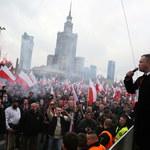 """Marsz Niepodległości 2015. Nie było """"poważniejszych incydentów"""""""