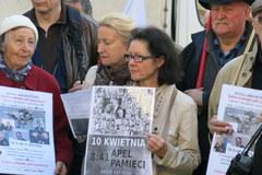 Marsz Pamięci w Krakowie