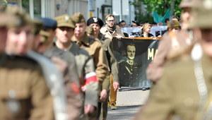 Marsz rotmistrza Pileckiego przeszedł ulicami Warszawy