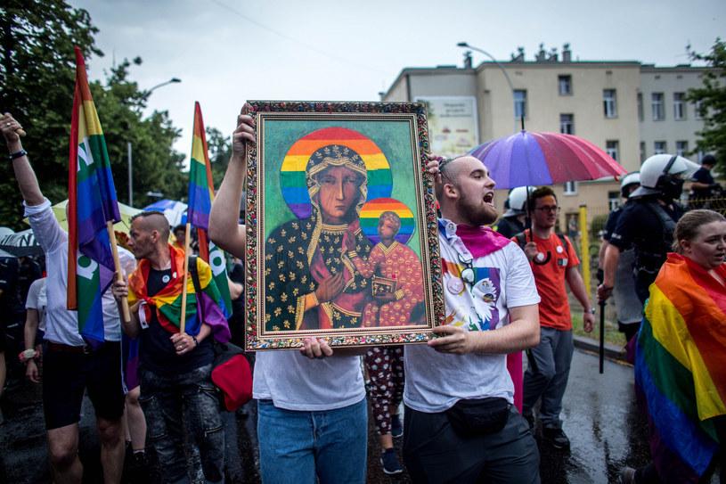 Marsz Równości w Częstochowie; 16.06.2019 /MAREK BARCZYŃSKI /East News