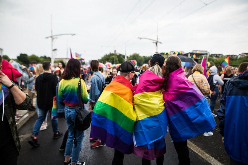 Marsz Równości w Poznaniu (arch.) / Adam Jastrzebowski /Reporter