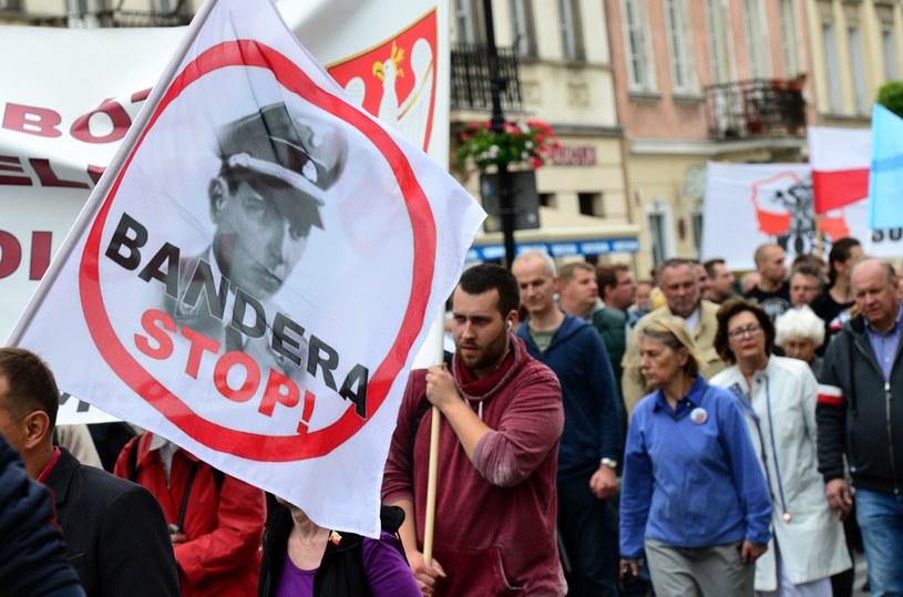 Marsz w 72. rocznicę Krwawej Niedzieli i Zbrodni Wołyńskiej /Mariusz Gaczyński /East News