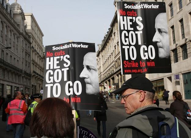 Marsz w Londynie /PAP/EPA