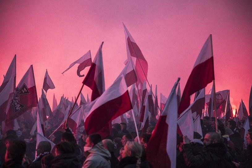 Marsz w Warszawie, zdj. ilustracyjne /Maciej Luczniewski /Reporter