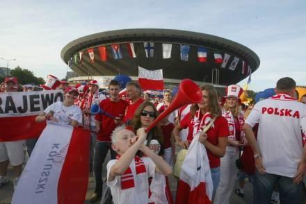 Marsz zbiegnie się z finałem Ligi Światowej/fot. P. de Ville /Agencja SE/East News