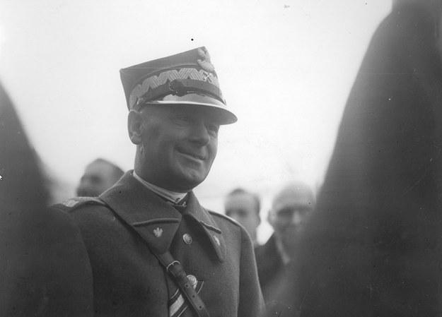 Marszałek Edward Śmigły-Rydz /Z archiwum Narodowego Archiwum Cyfrowego