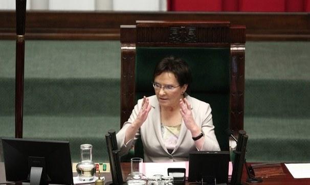 Marszałek Ewa Kopacz /S. Kowalczuk /East News
