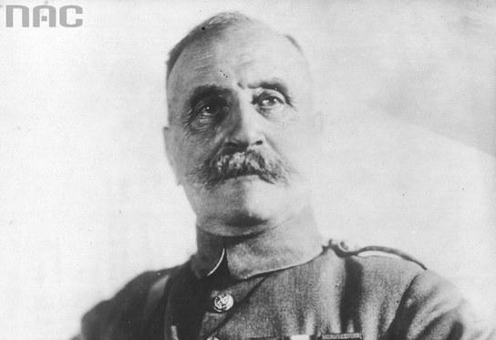 Marszałek Ferdinand Foch /Z archiwum Narodowego Archiwum Cyfrowego