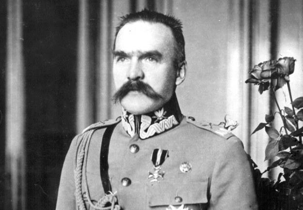 Marszałek Józef Piłsudski /Getty Images