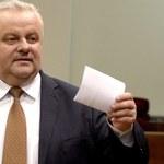 Marszałek Karapyta nie wróci do aresztu