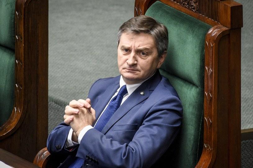 Marszałek Marek Kuchciński /Jacek Domiński /Reporter