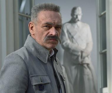 """""""Marszałek"""": Mariusz Bonaszewski roli Józefa Piłsudskiego"""