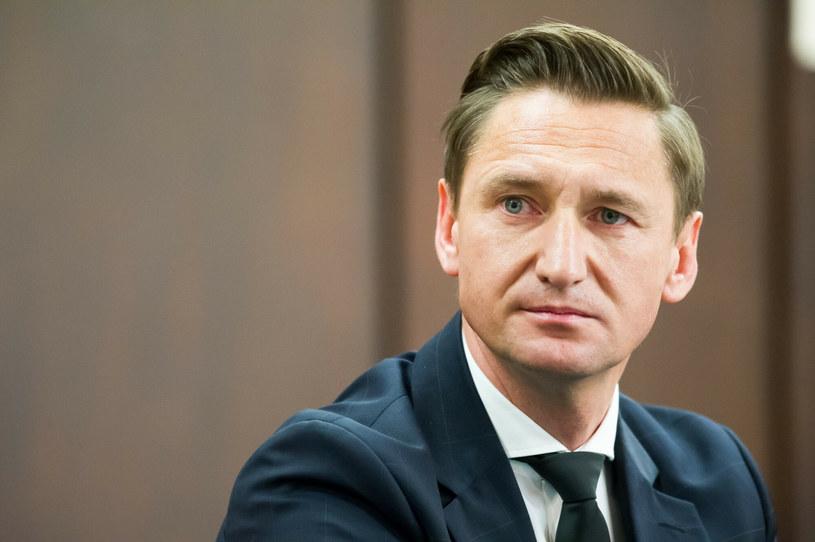 Marszałek Olgierd Geblewicz /Wojciech Strozyk/ /Reporter