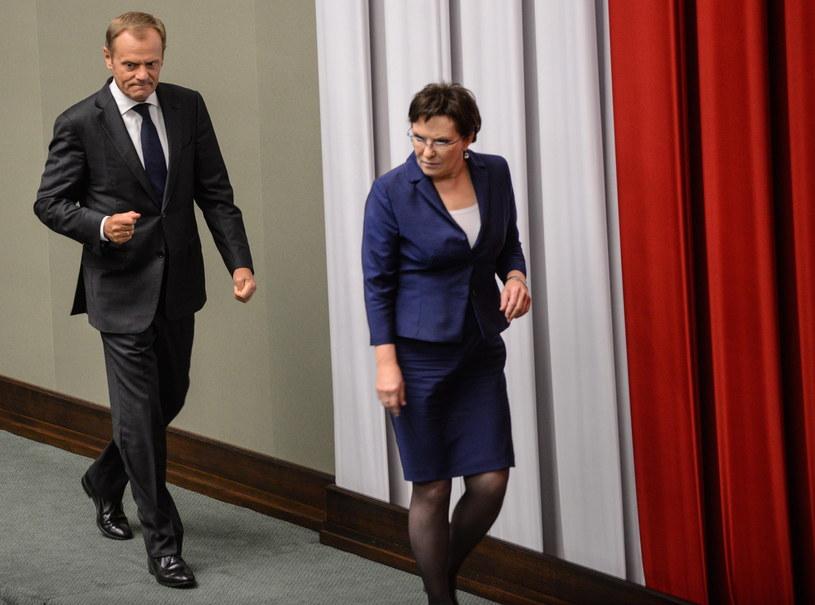 Marszałek Sejmu Ewa Kopacz. /Jakub Kamiński   /PAP