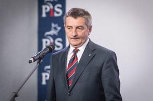 Marszałek Sejmu Marek Kuchciński złożył rezygnację