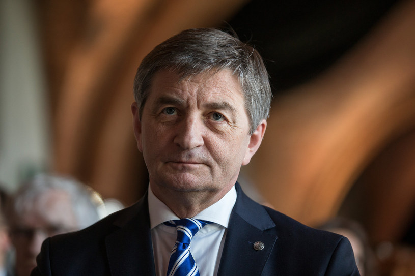 Marszałek Sejmu Marek Kuchciński /Michal Wozniak /East News
