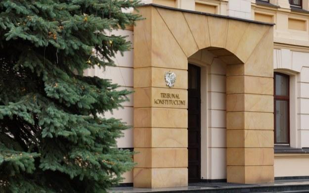 Marszałek Sejmu skierowała do Trybunału Konstytucyjnego wniosek, który ma zablokować czwartkowe posiedzenie trzech izb Sądu Najwyższego /Michał Dukaczewski /RMF FM