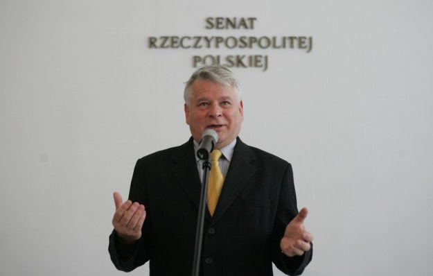 Marszałek Senatu Bogdan Borusewicz, fot. Piotr Kowalczyk /Agencja SE/East News