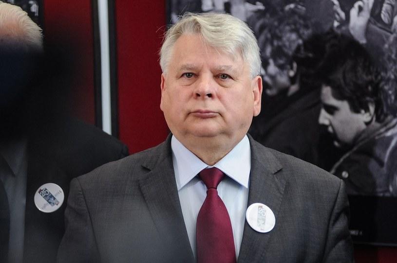 Marszałek Senatu Bogdan Borusewicz /Tomasz Urbanek /East News