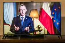 Marszałek Senatu do Polonii: Nie to będzie powód do dumy