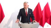 Marszałek senatu: Polski rząd jest w dalszym ciągu gotowy do dialogu z Komisją Europejską