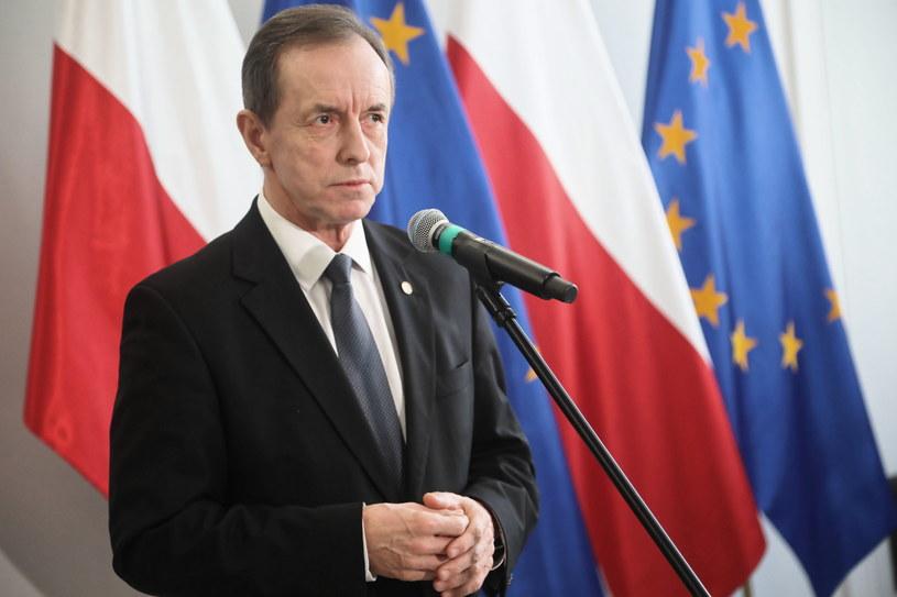 Marszałek Senatu profesor Tomasz Grodzki /Wojciech Olkuśnik /PAP