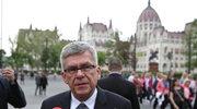 Marszałek Senatu spotkał się z Polonią mieszkającą na Węgrzech