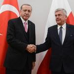 Marszałek Senatu spotkał się z prezydentem Turcji