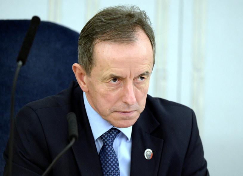 Marszałek Senatu Tomasz Grodzki /Jan Bielecki /East News