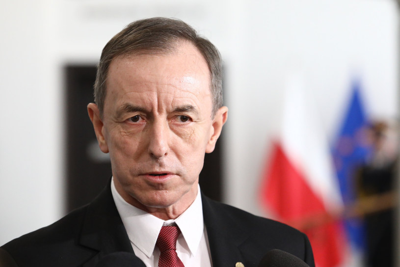Marszałek Senatu Tomasz Grodzki /Fot Tomasz Jastrzebowski /Reporter