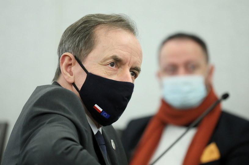 Marszałek Senatu Tomasz Grodzki /Paweł Supernak /PAP