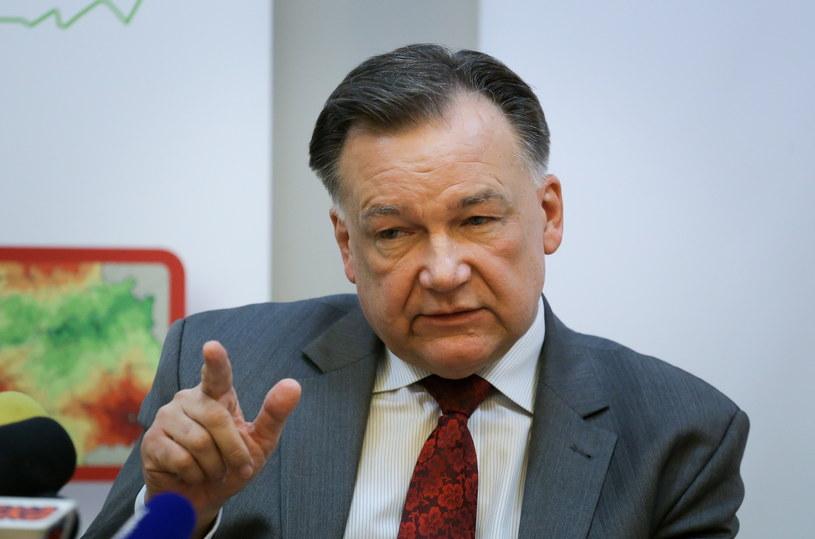Marszałek województwa mazowieckiego Adam Struzik /Paweł Supernak /PAP